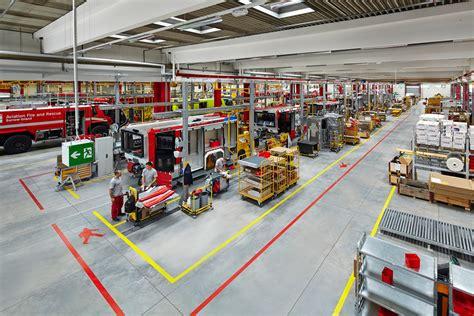Ziegler Feuerwehr Aufkleber by Rosenbauer Er 246 Ffnet Modernstes Werk F 252 R Feuerwehrfahrzeuge