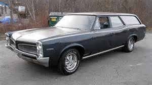 Pontiac Gto Station Wagon Gto Estate 1966 Pontiac Tempest Wagon