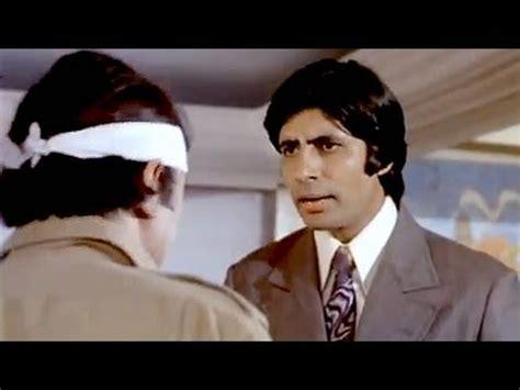 Rajesh Khanna and Amitabh's meeting - Namak Haraam Scene ...