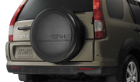 hard spare tire cover crv honda accessory