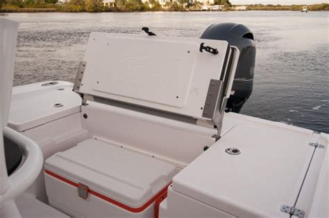boat under seat cooler research 2015 crevalle boats 25 bay on iboats