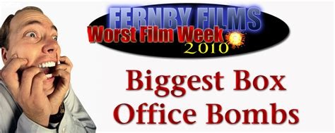Box Office Bombs by Worst Weeks Page 3