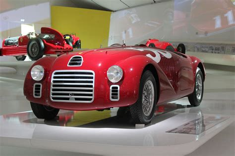 first ferrari the first prancing horse the ferrari 125 s fit my car