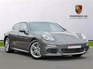 Porsche Panamera Used For Sale Used Porsche Panamera Diesel For Sale What Car Ref
