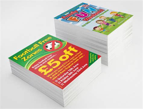 leaflet design derby andrew burdett design pub leaflet design print promotion