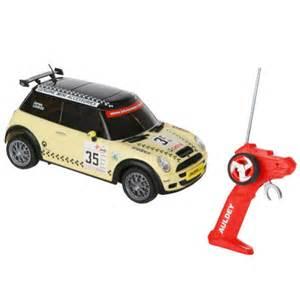 Mini Cooper Remote Cars Race Tin Mini Cooper Remote Car Yellow And