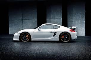 Porsche Caymen S Techart Porsche Cayman S 981 Tuned Sports Car