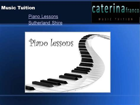 keyboard tutorial ppt piano lessons sutherland shire authorstream