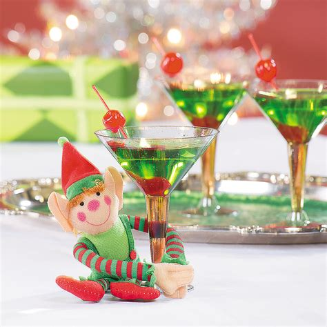 martini christmas elf cocktail free christmas recipes coloring pages for