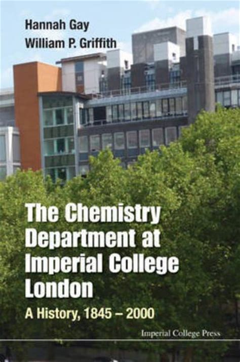Imperial College Letterhead the chemistry department at imperial college