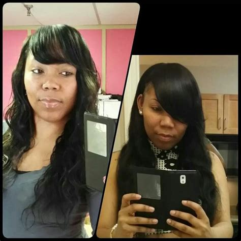 weave no leave out hairstyle brazillian 17 best images about full sew in on pinterest sew in