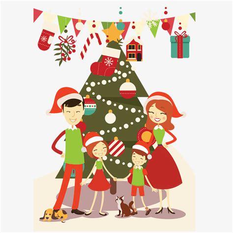 imagenes de navidad familia dibujos de navidad en familia pictures to pin on pinterest