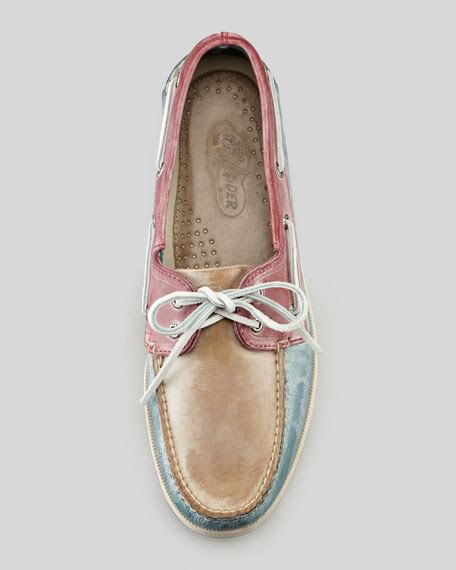 sperry white washed boat shoe sperry top sider tricolor white washed boat shoe