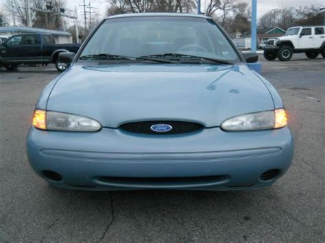 manual cars for sale 1997 ford contour user handbook 1997 ford contour s sedan details mount clemens mi 48043