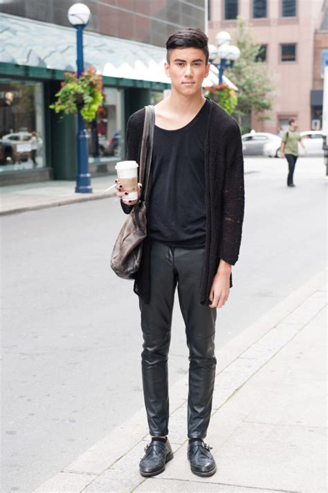 minimalist men hairstyles 10 styles that define men s street fashion in toronto