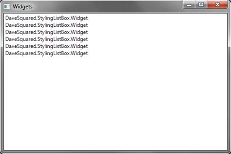 wpf listview itemtemplate style
