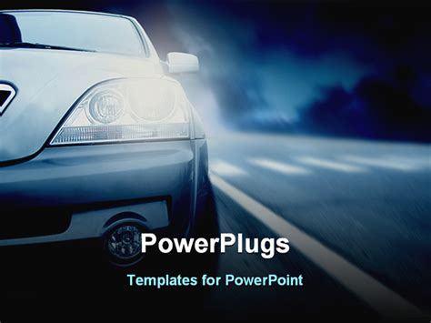 car powerpoint template templates powerpoint presentation on tire template ppt