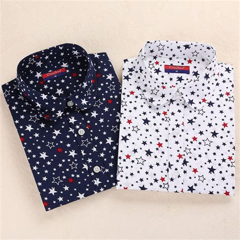 Sleeved Print Shirt brand new floral shirts cotton sleeve shirt