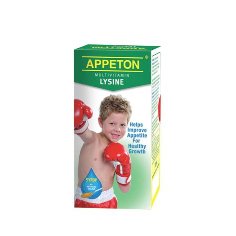 Appeton Lysin Tablet appeton multivitamin lysine syrup 12 end 5 11 2018 1 15 pm