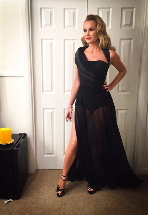 New Amanda 3 Dress amanda holden is demure for bgt in 163 500k of diamonds daily mail
