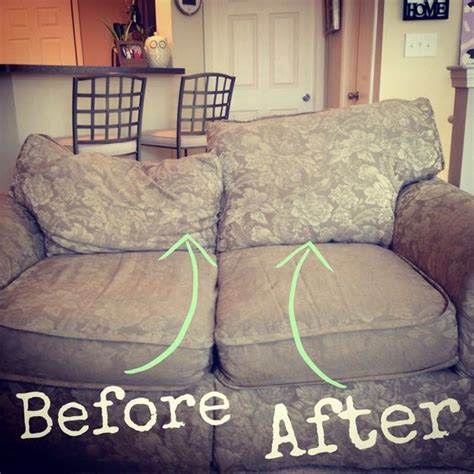 renew sofa cushions quick and easy and cheap way to fix your sagging couch