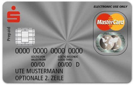 kreditkarte sparkasse dauer sparkasse prepaid kreditkarte test hohe kosten wir