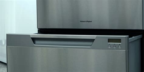 Fisher And Paykel Drawer Dishwasher Reviews by Fisher Paykel Dd24dchtx7 Drawer Dishwasher Review