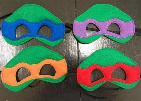 pattern ninja turtle mask picture crafts sewing pinterest posts ninja turtle