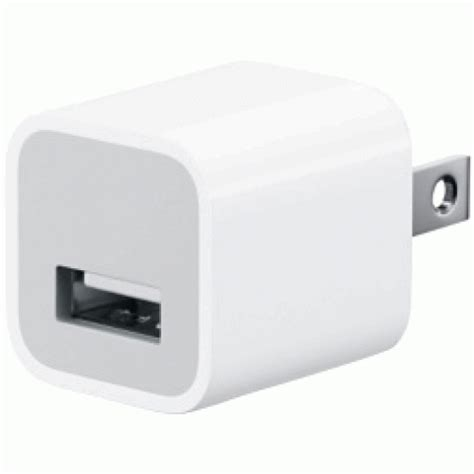 Usb Charger Only Europe Socket Model A1265 apple usb power adapter original oem a1265 new