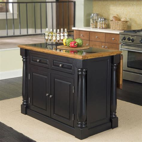 home styles monarch kitchen island home styles monarch kitchen island with granite insert top