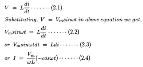 power inductor equation er madhav devkota blogs electrical power