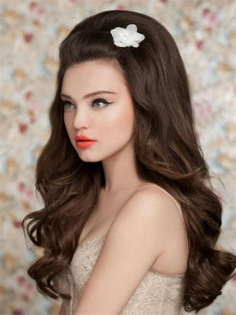 Bridesmaid Hairstyles For Length Hair by Bridesmaid Hairstyles That You Can Do At Home Magment