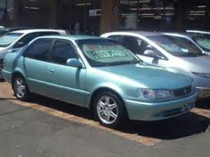 used toyota corolla 1.6 16v rsi for sale in western cape