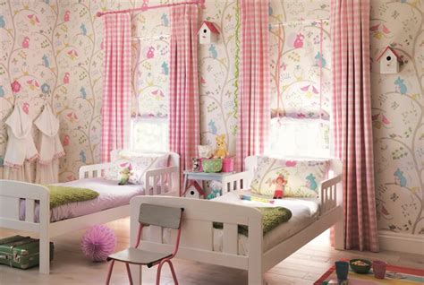 little girl wallpaper for bedroom sanderson traditional to contemporary high quality