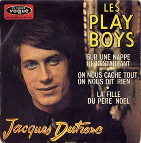 jacques dutronc la fille du pere noel lyrics requiem pour un twister jacques dutronc 45 tours 01 1966