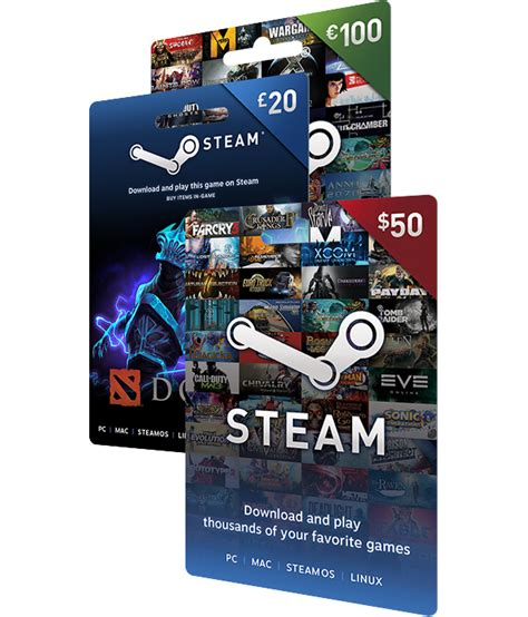 Steam Games Gift Card - steam gift cards on steam