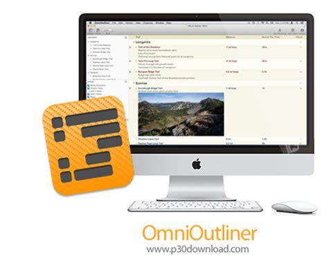 دانلود omnioutliner v5 2 macosx نرم افزار تهیه بانک
