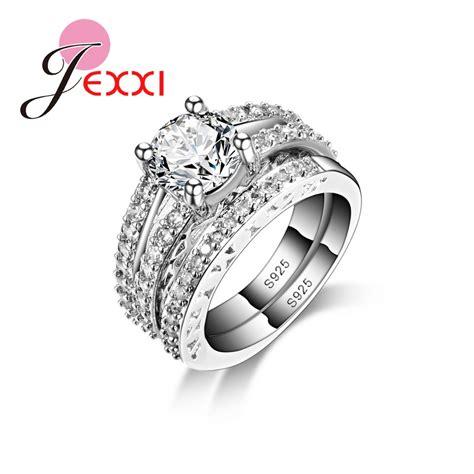 aliexpress wedding rings aliexpress com buy jexxi band jewelry ring simple