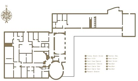 wh floor plan white house floor plans west wing thefloors co