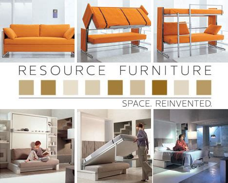 intelligent furniture resource funiture italy resource furniture 4 space saving transformers video