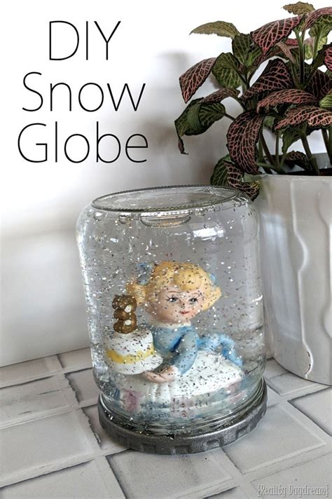 process of manufacturing snow globe how to make a snow globe craft reality daydream