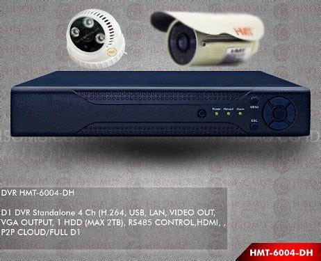 Paket Cctv 4 Channel 2 Out 1000tvl Ccd promo paket cctv hmt ir 1000tvl hanya rp 1jtan