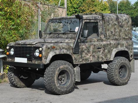 Nice Camo Land Rover Pinterest