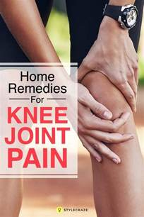 25 best knee remedies ideas on joint