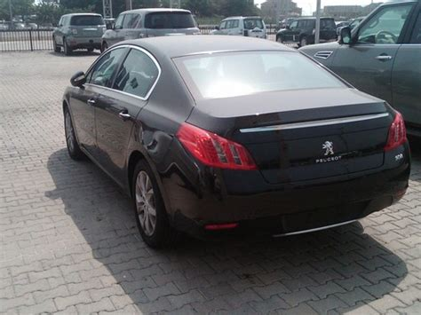 peugeot nigeria introducing the peugeot 508 2 units available