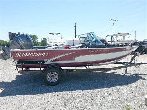 alumacraft voyageur boat alumacraft 175 voyageur boats for sale