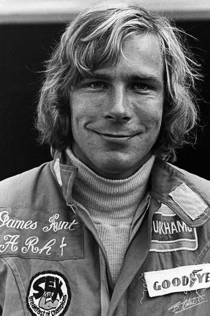 Murray Walker's Tribute to James Hunt. What a cool patch