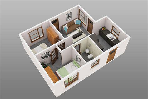 Que Es Home Design 3d Planos De Departamentos Dos Dormitorios Construye Hogar
