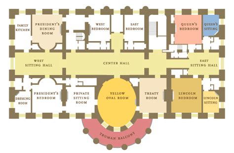 white house first floor plan nicolas de pompadour an alternative view of the white house