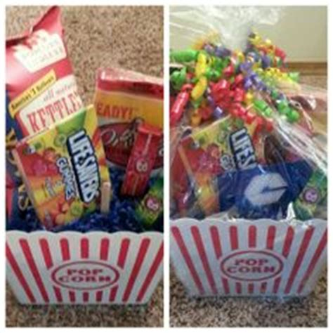 Movie Rental Gift Cards - fall gift baskets on pinterest themed gift baskets anniversary gift baskets and